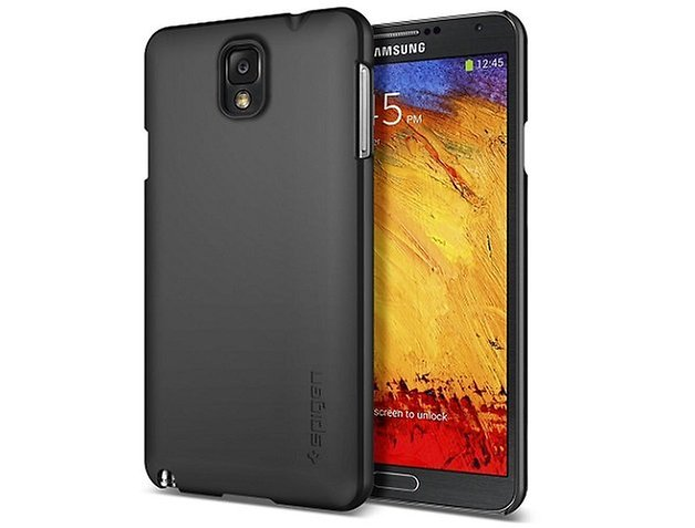 androidpit galaxy note 3 spigen case