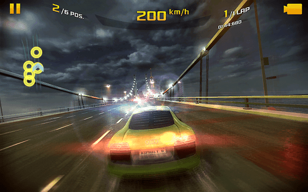 asphalt eight screenshot five