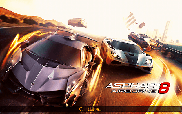 asphalt eight screenshot one