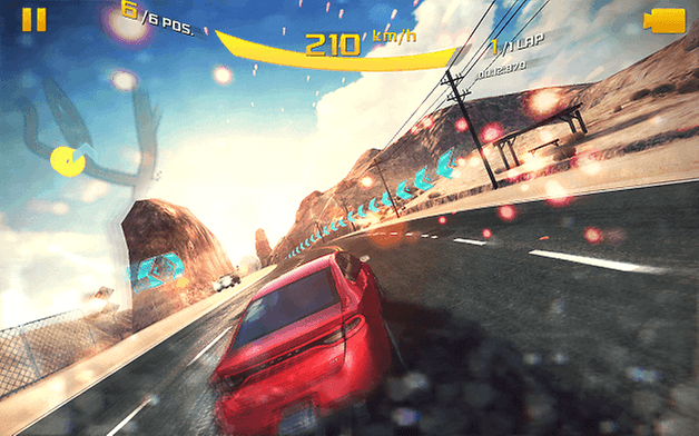asphalt eight screenshot three