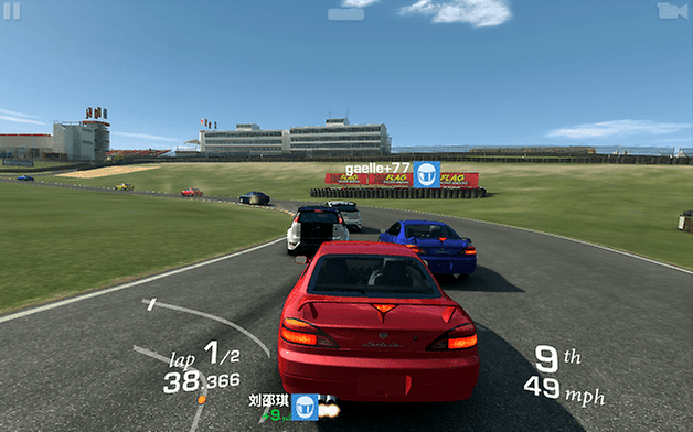 real racing 3 screenshot five