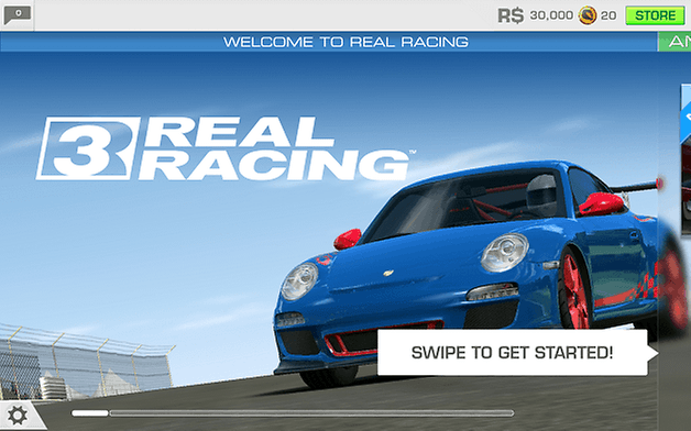 real racing 3 screenshot one