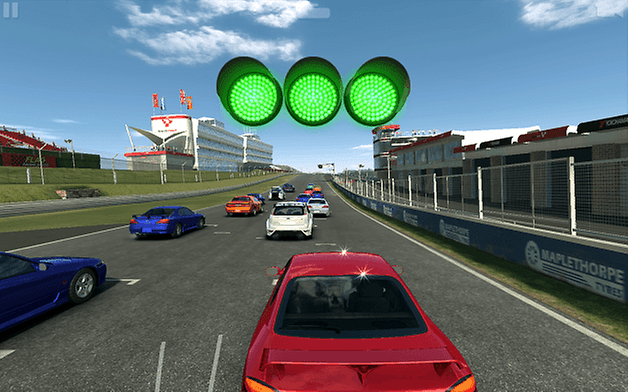 real racing 3 screenshot three