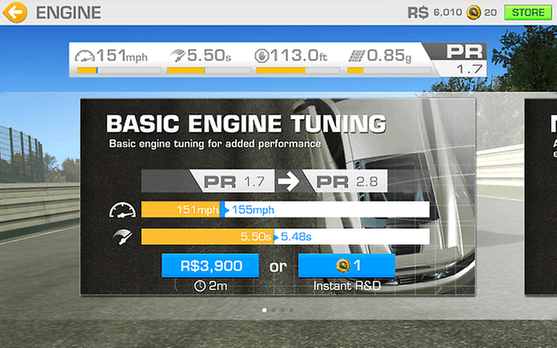 real racing 3 screenshot two