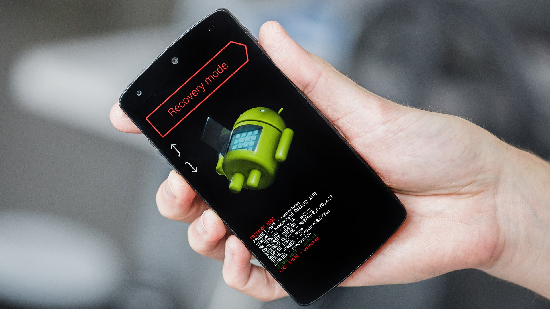 How To Unlock Nexus 5 Bootloader The First Step For Modding 1 Cek Status Androidpit