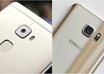 Comparación de Huawei Mate S vs Samsung Galaxy Note 5: Un nuevo rival