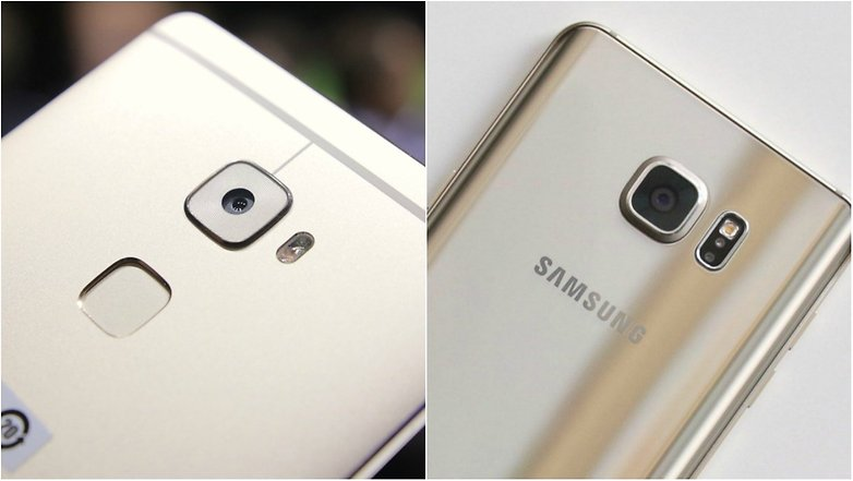 androidpit samsung galaxy note 5 vs huawei mate s comparison