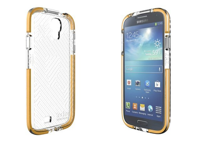 androidpit galaxy s4 clear case