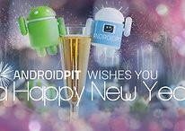 Happy New Year from us all at AndroidPIT!