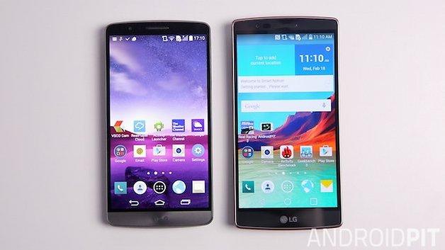 androidpit lg g flex 2 vs lg g3 6