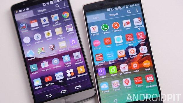 androidpit lg g flex 2 vs lg g3 9