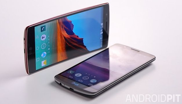 LG G Flex 2 vs LG G3: LG's best-ever phones compared [updated: video added]
