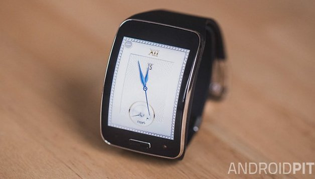 Samsung Gear S review: perfectly functional and flawed
