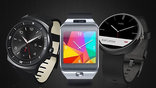 Win a smartwatch in AndroidPIT's free giveaway