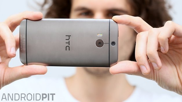 androidpit htc one camera teaser