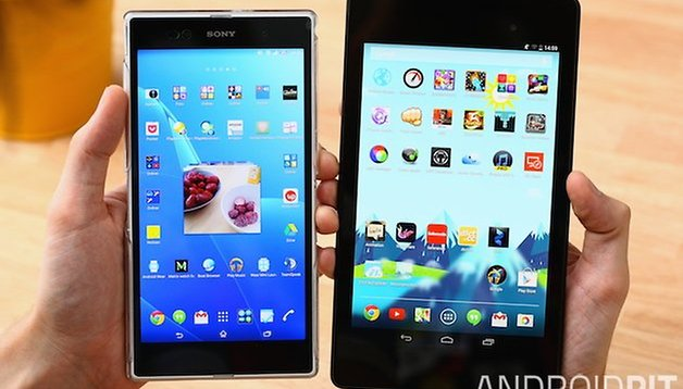 Are large smartphones killing small tablets?