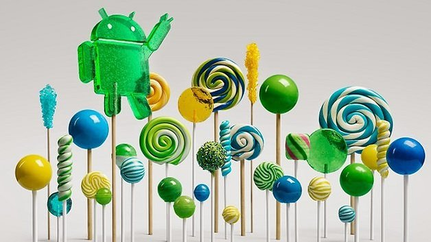 androidpit lollipop official teaser