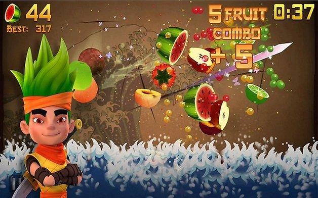 androidpit fruit ninja