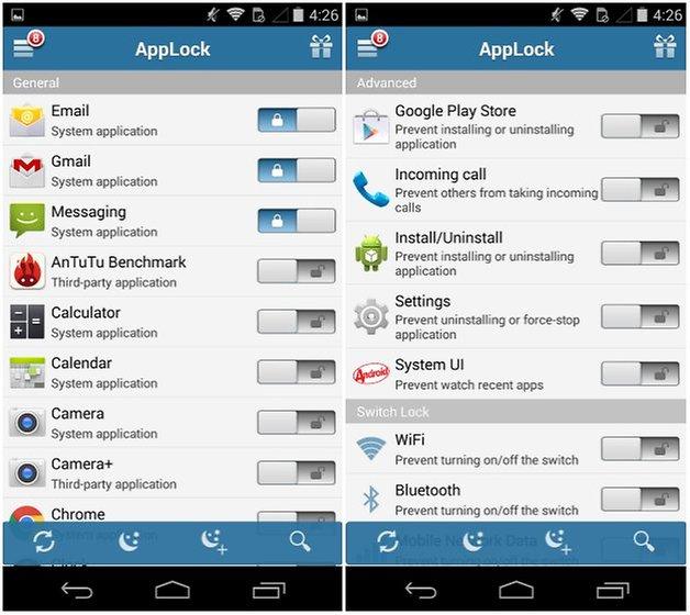 androidpit applock app