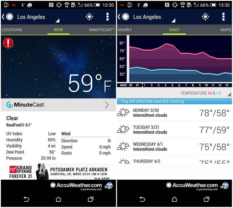 androidpit accuweather screenshot app