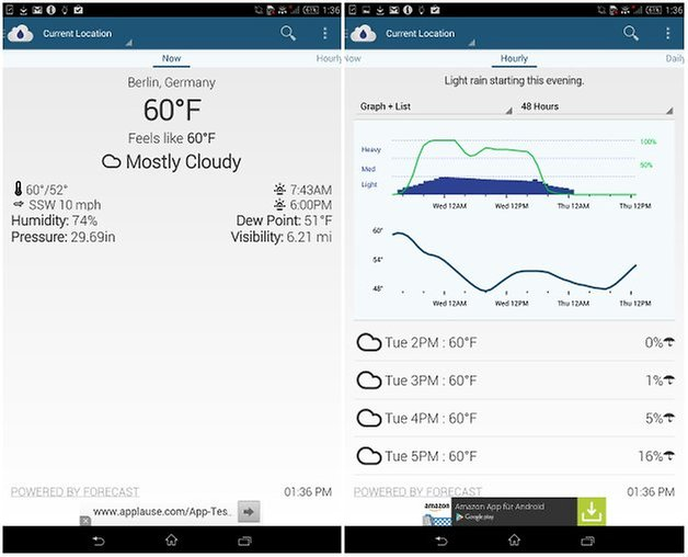androidpit arcus weather app