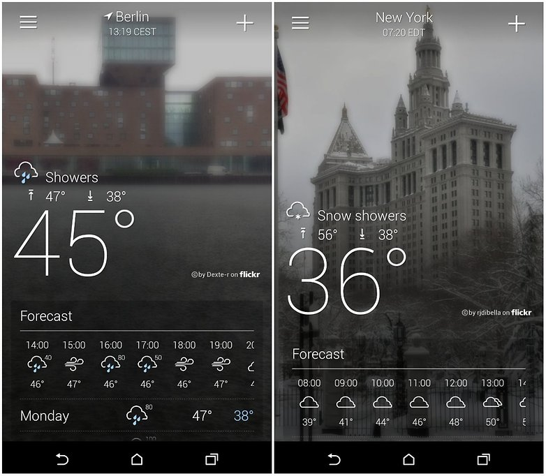 androidpit yahoo weather screenshot app