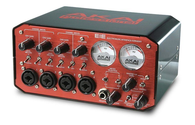 androidpit akai eie io usb audio midi interface i o eieio studio live mixer