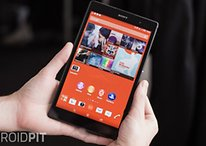 How to set up the Xperia Z3 Tablet Compact for the first time