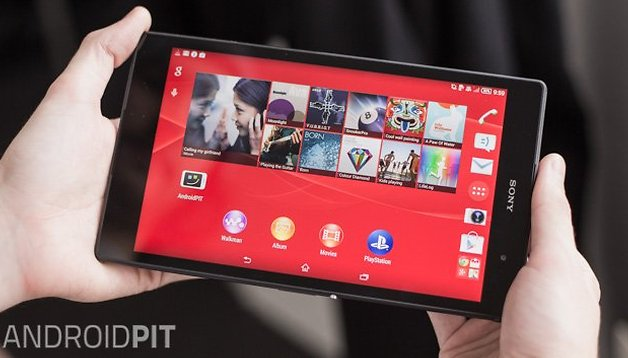 Xperia Z3 Tablet Compact im Test: Konkurrenz fürs Nexus 9?