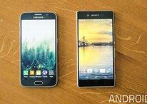 Galaxy S6 vs Xperia Z3+ comparison: hot competition
