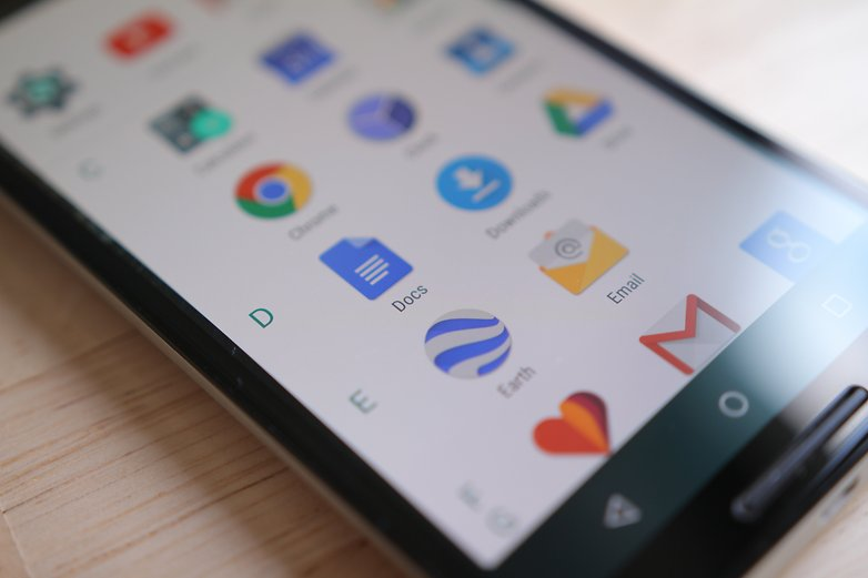 nexus 6 android m apps