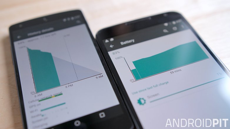 nexus 6 android m nexus 5 lollipop battery
