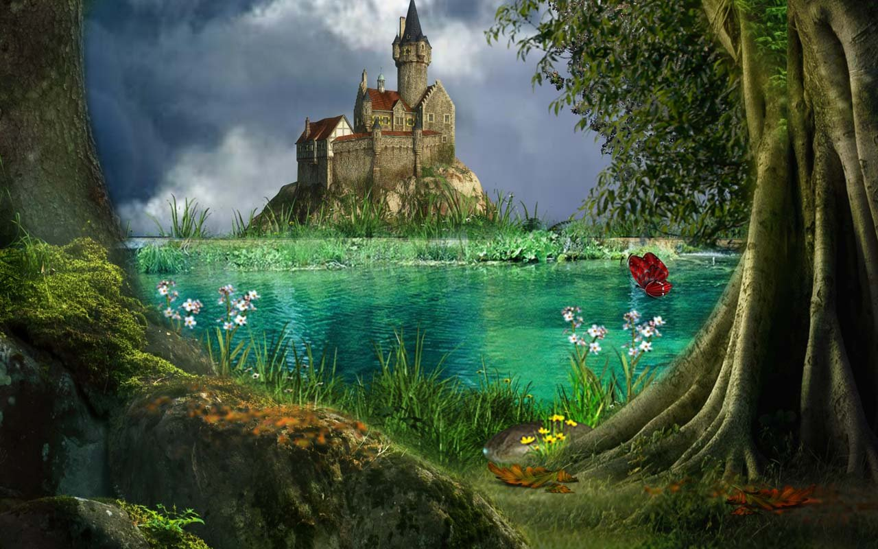 free wallpapersfairy tale a collection of very