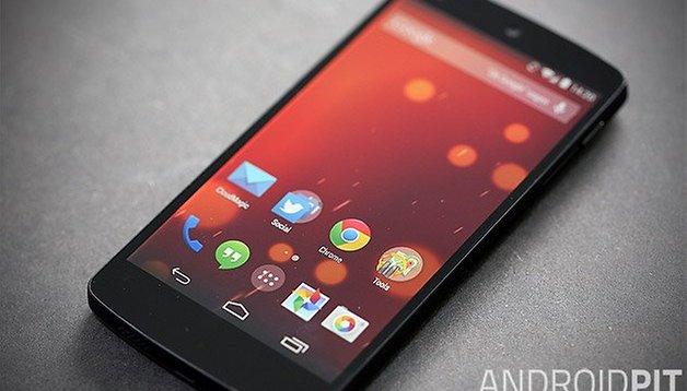 ¡Exclusiva! El Nexus 5 ha muerto