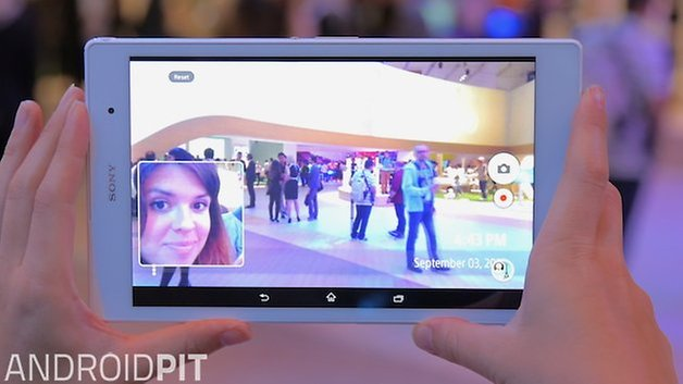 Sony Xperia Z3 tablet compact 5