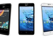 Acer presenta el nuevo Liquid Z y Liquid Jade Z