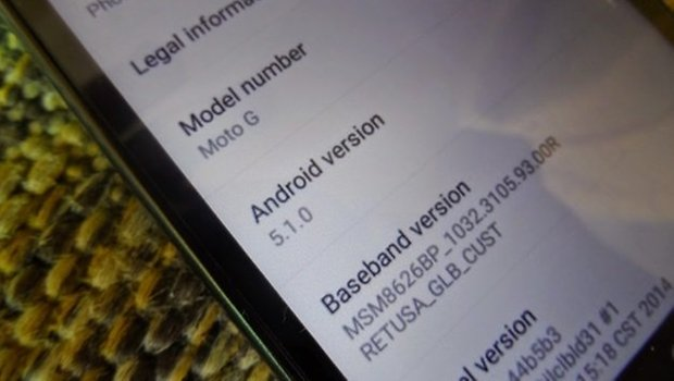 android 5 0 1 moto g