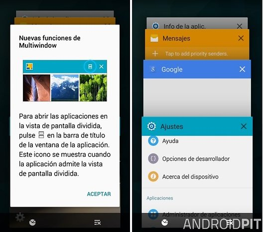 Android Lollipop en el Samsung Galaxy S5
