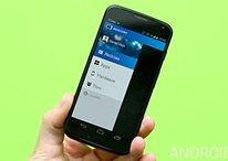 AndroidPIT App 2.4 - ¡Bienvenidos al lado oscuro!