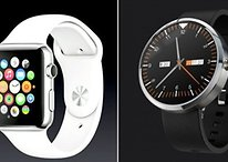 Apple Watch vs Motorola Moto 360 - Relojes en la lucha