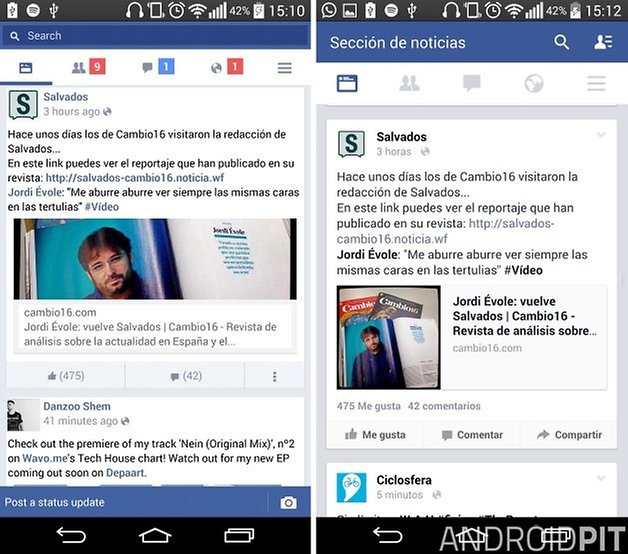 facebook vs facebook lite 1