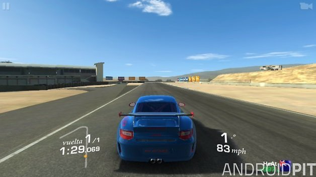 galaxy a5 real racing