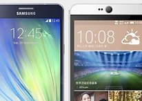Samsung Galaxy A7 vs HTC Desire 826 - Comparación