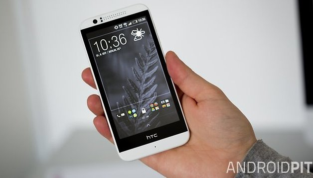HTC Desire 510 - Análisis de la gama media de HTC