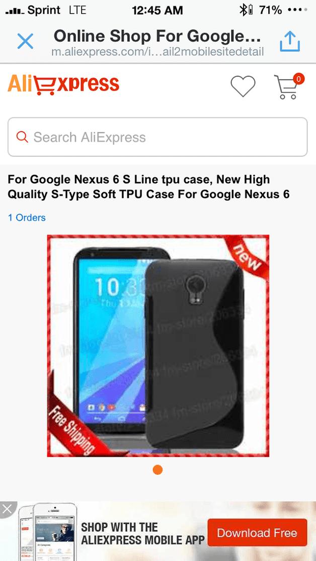htc nexus 6 case
