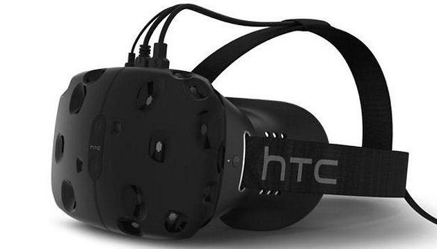 "HTC says its new virtual reality headset is ""better than Oculus Rift"""