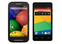 BQ Aquaris E4 vs Motorola Moto E - La triple B, buenos, bonitos y baratos