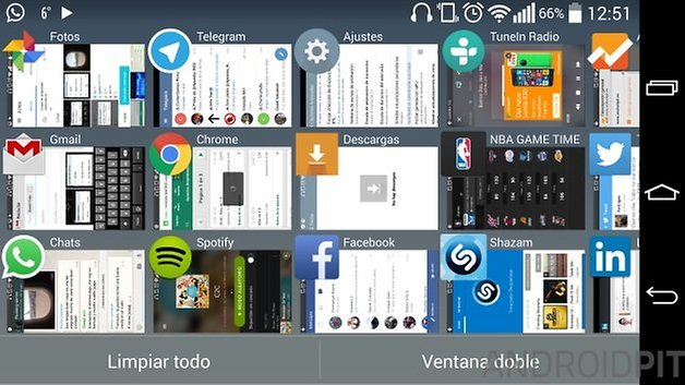 multitask android