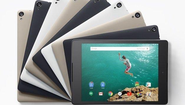 Liberadas as imagens de fábrica do Android 5.0 Lollipop para o Nexus 9