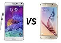 Samsung Galaxy S6 vs. Galaxy Note 4 - comparativo dos tops de linha